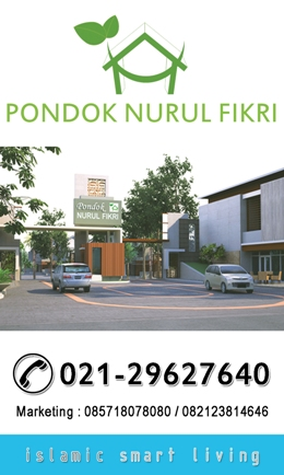 Pondok Nurul Fikri – islamic smart living
